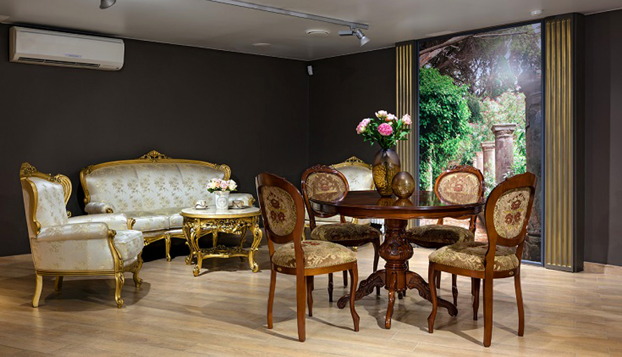 Вдохновленные классикой: новые коллекции мебели в салоне «Сквирел»