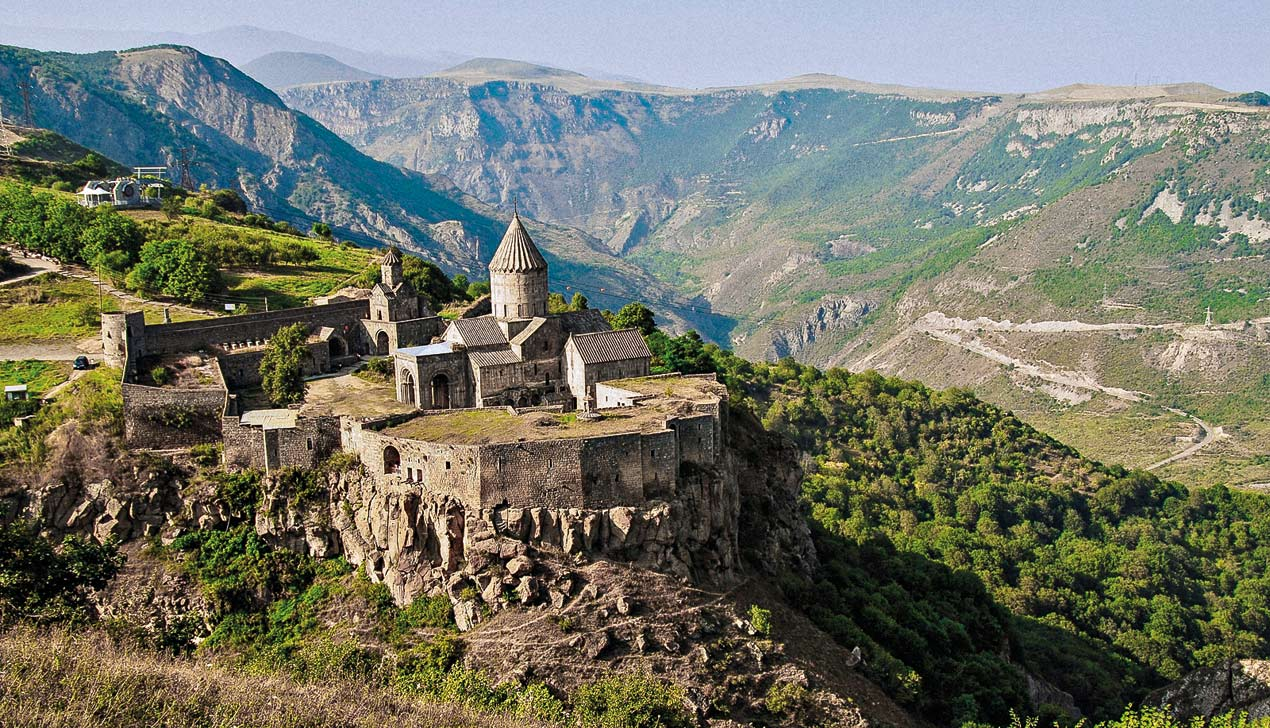 «Большой» гид: Армения