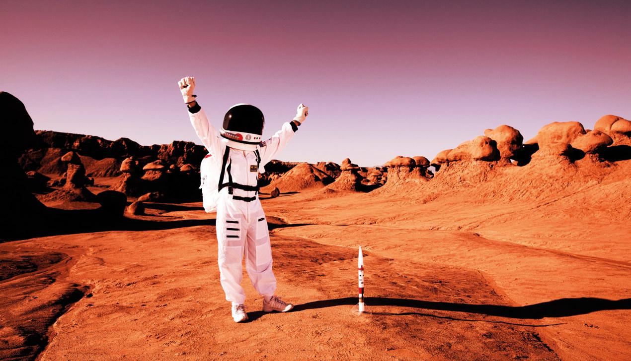 Бежим на Марс. Колонка главного редактора