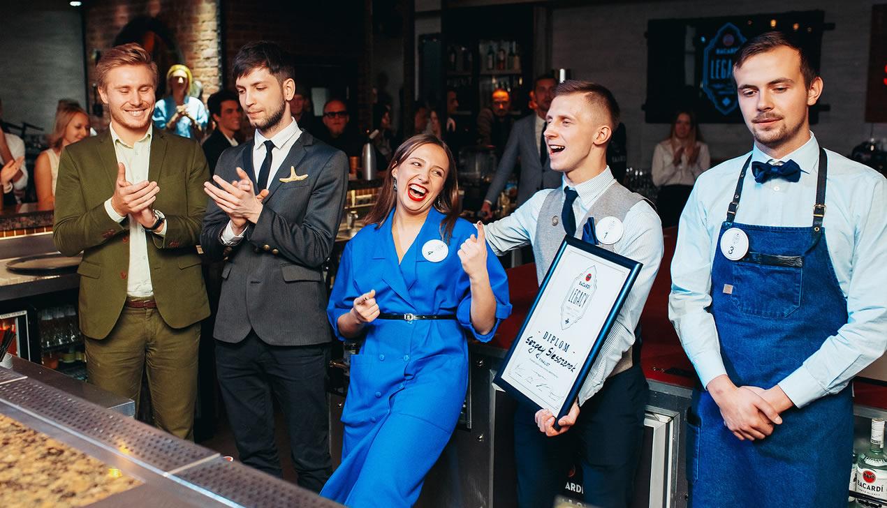 Кто из белорусских барменов поедет в Сан-Франциско за барменским «Оскаром»?