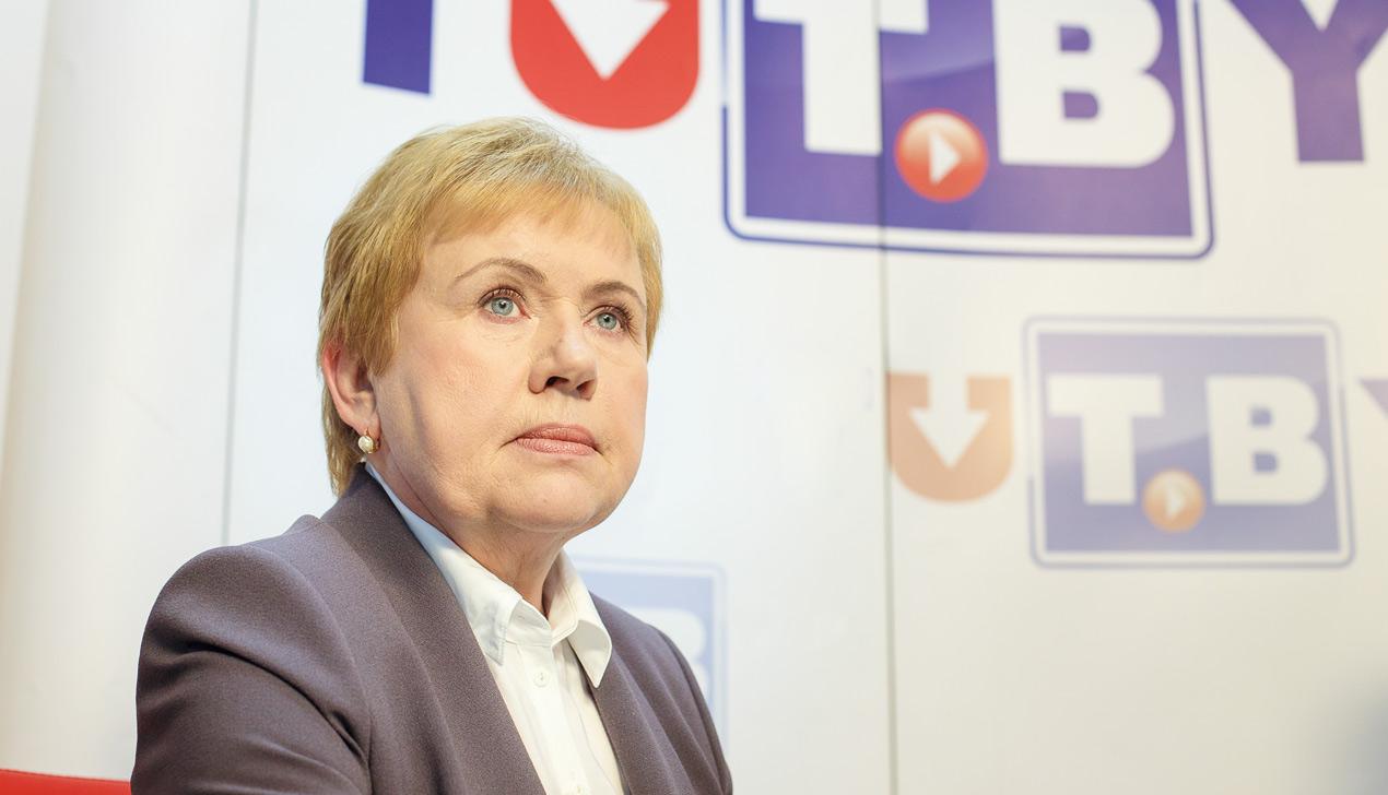 Глава ЦИК Лидия Ермошина: «Ждешь принца на белом коне, а оказывается, что ждешь уже пенсию»