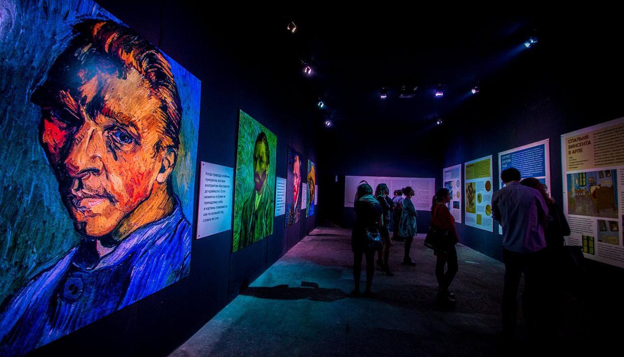 В исполнении Игоря Николаева: пять причин сходить на выставку «Ван Гог. Ожившие полотна»