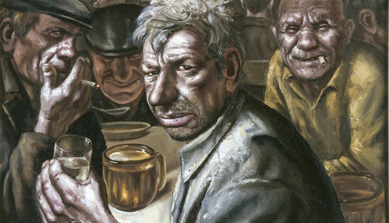 Особенности разнонационального пития