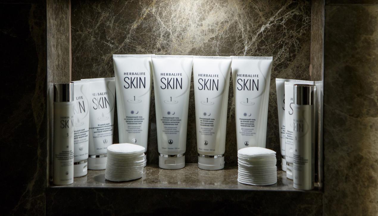 Советы косметолога: как пользоваться косметикой Herbalife skin