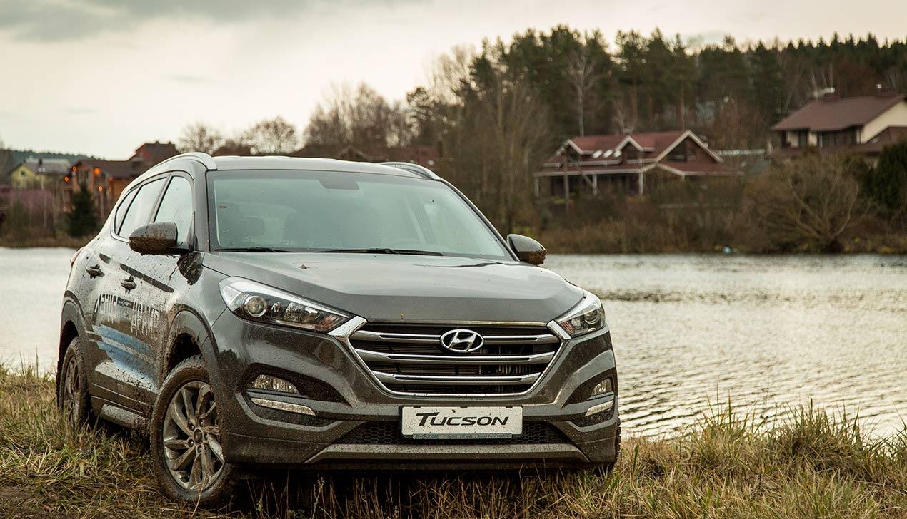 И в грязи и в князи: как прошел тест-драйв нового Hyundai Tucson