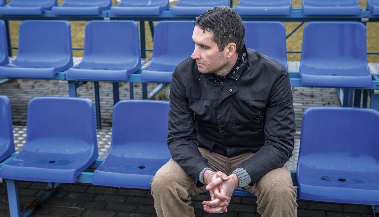 Директор ФК «Крумкачы»: «Мы не хотим, чтобы футболистов считали «лодырями, получающими  велізарныя грошы»