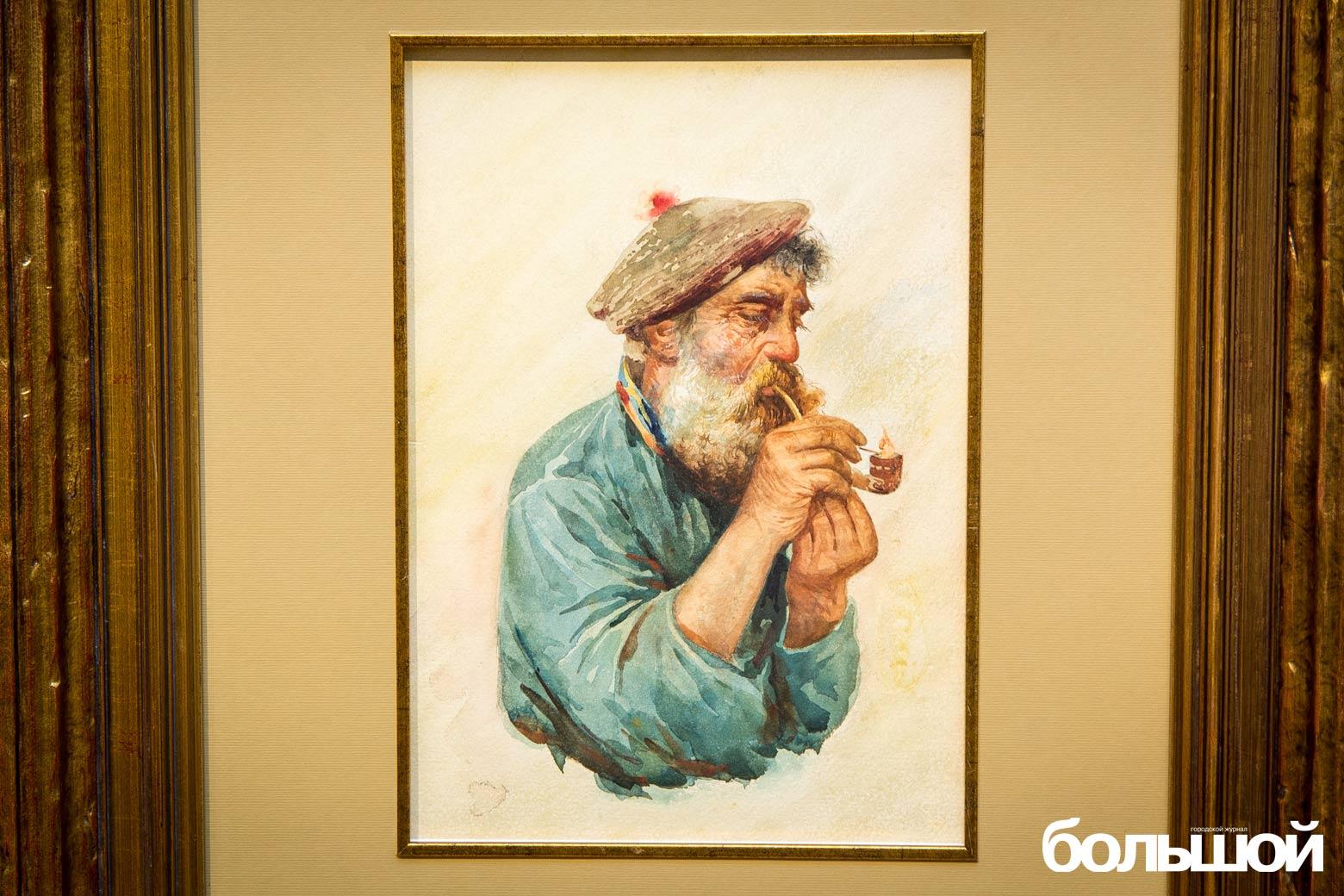 Рыбак-с-курительной-трубкой