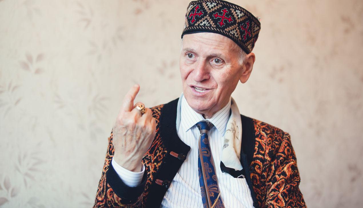 Мысли по поводу: учитель Шалва Амонашвили