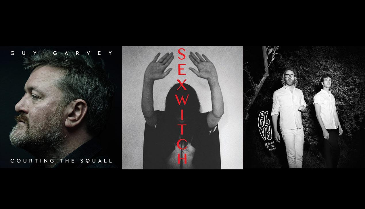 CD-обзор: EL V Y, Guy Garvey, Sexwitch