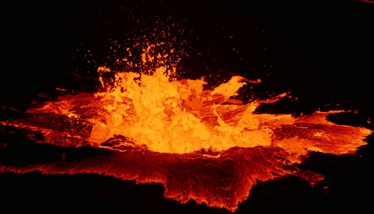 Данакиль: путешествие в ад и обратно