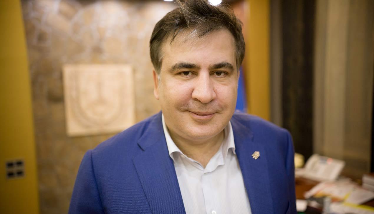 Михаил Саакашвили: «Я гораздо более оптимистично отношусь к будущему Беларуси, чем России»
