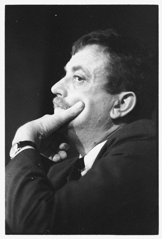 Писатель Курт Воннегут