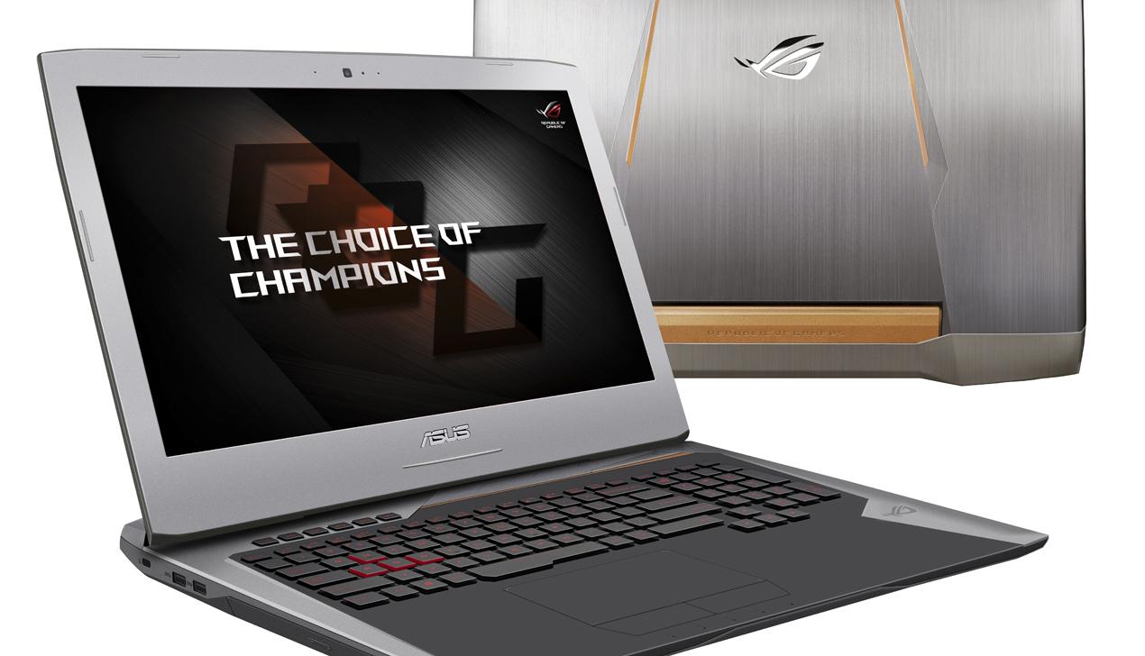 Поиграй со мной: обзор игрового ноутбука ASUS G752