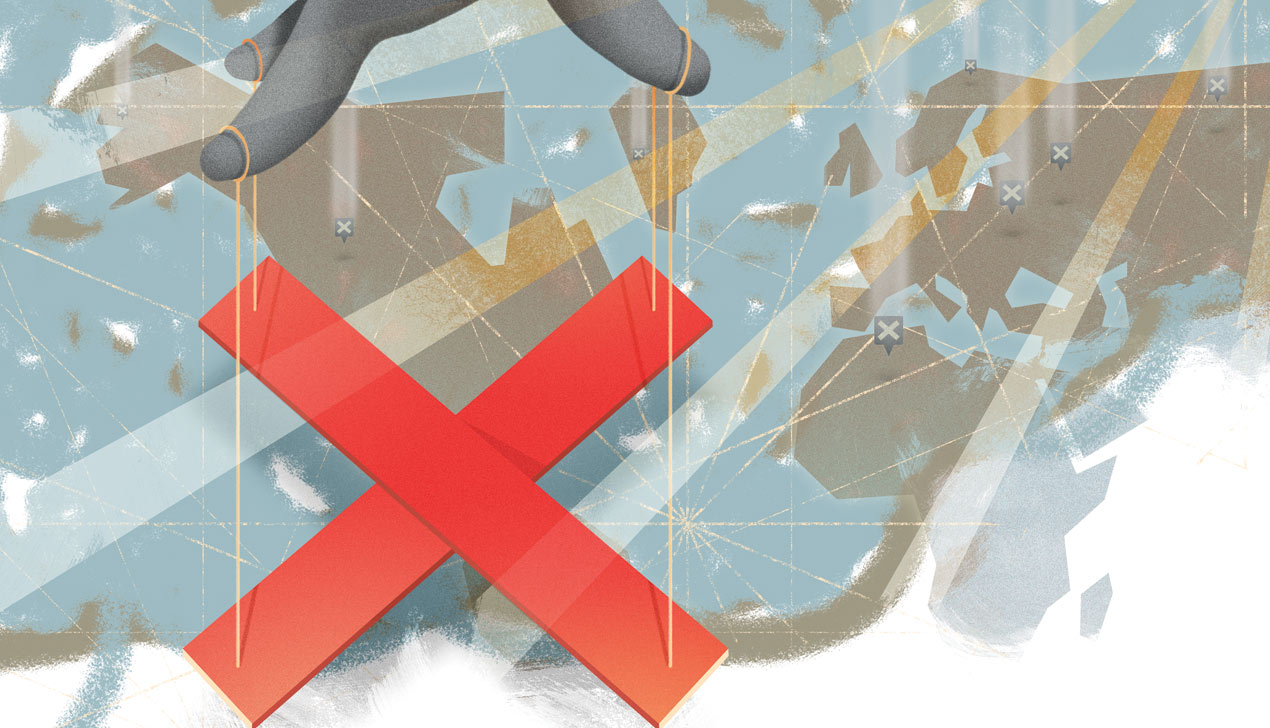Стоп, снято: санкции в мире и в Беларуси