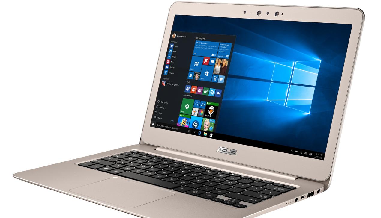 Здравствуйте, я ваш ультрабук: Zenbook UX305C