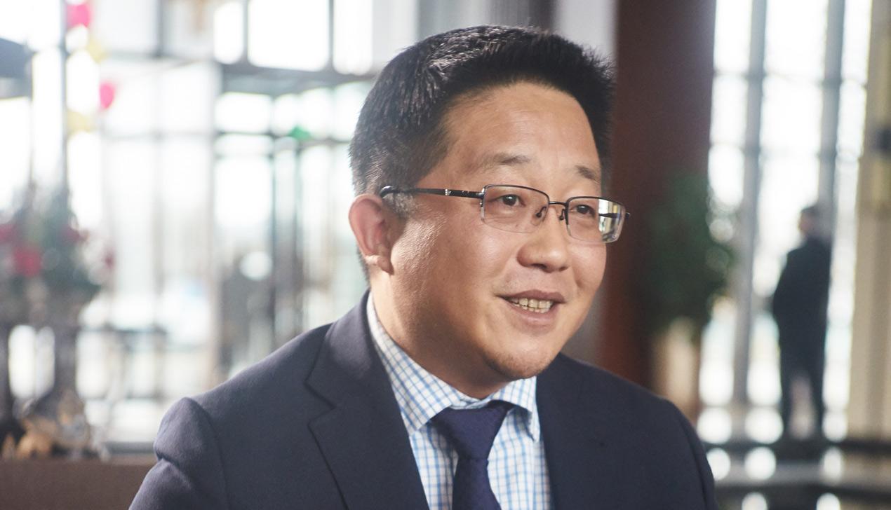 Директор стратегических проектов Huawei Тао Сян: «В будущем не будет места профессии таксист»