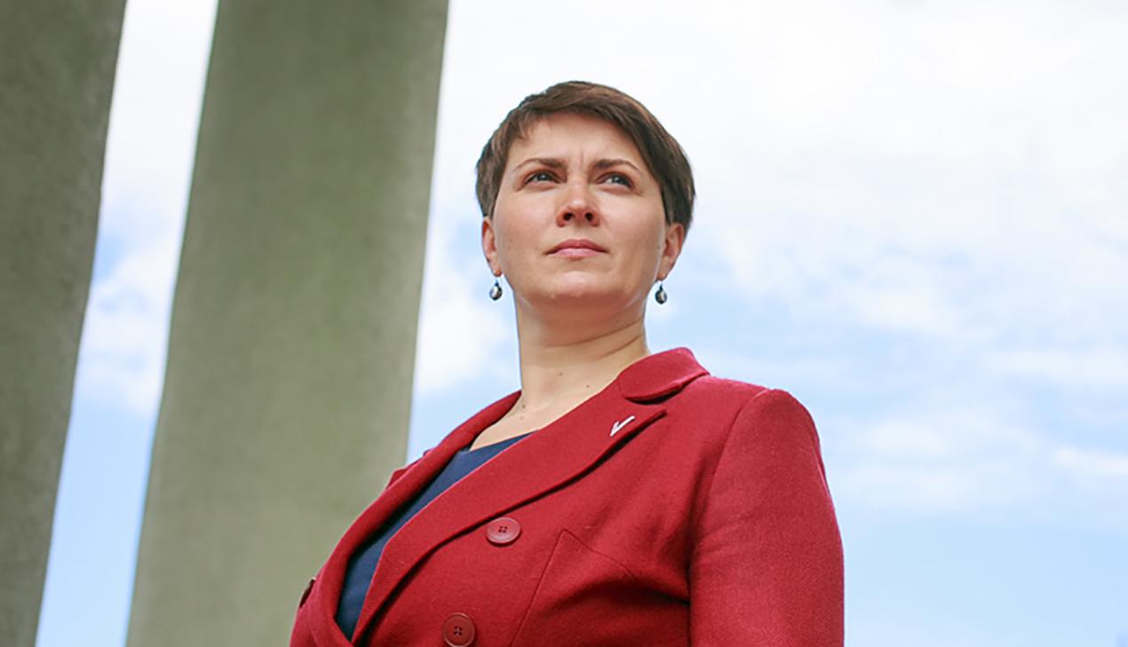 Политик Татьяна Короткевич: «Воевать нужно не против «плохого президента», а за что-то»