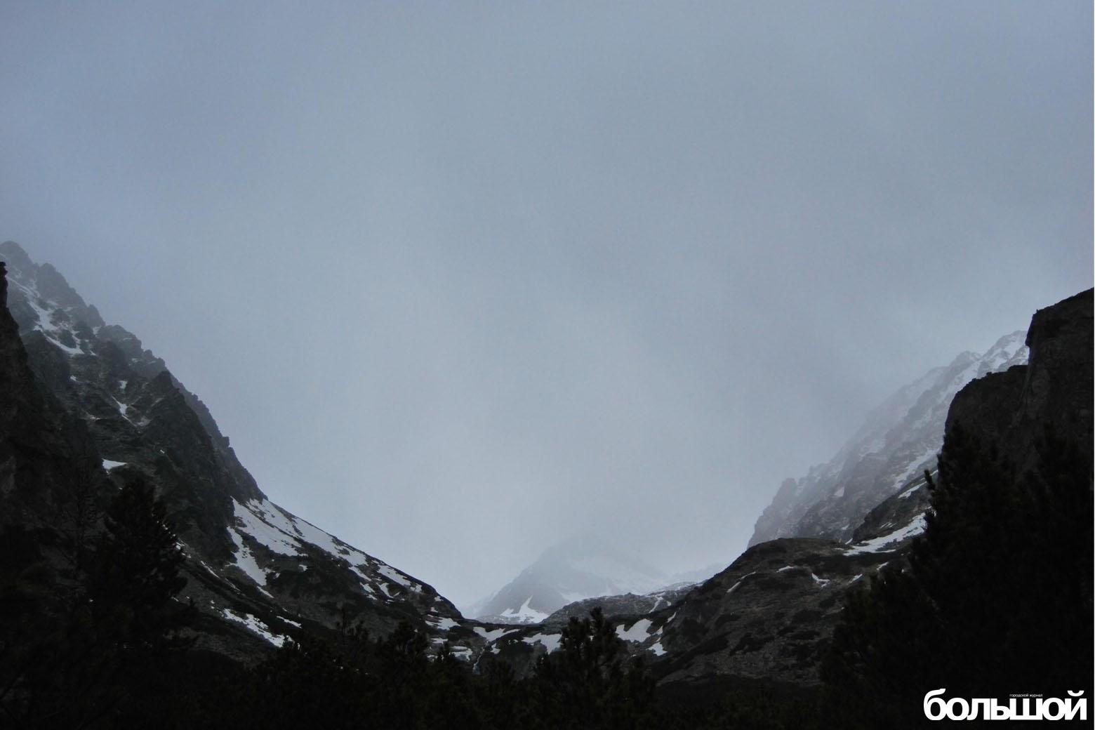 Горы, голем, Уорхол