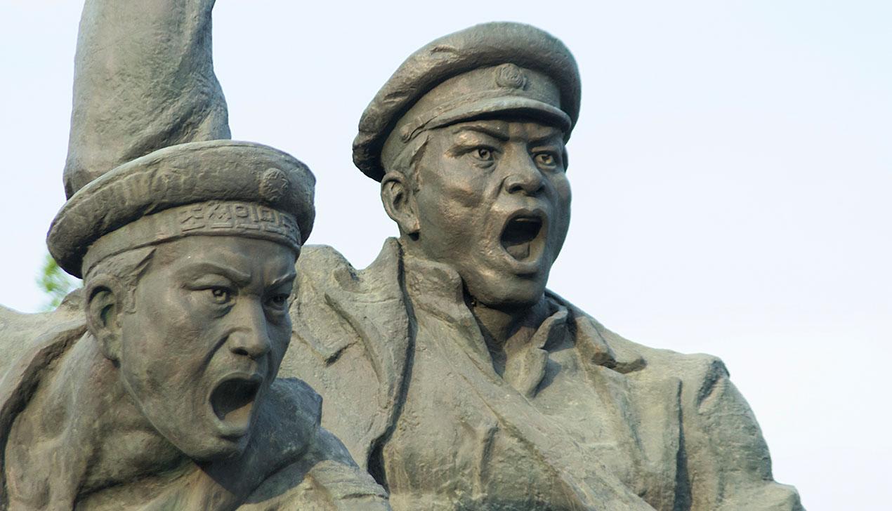 Северная Корея: Just Don't Do It