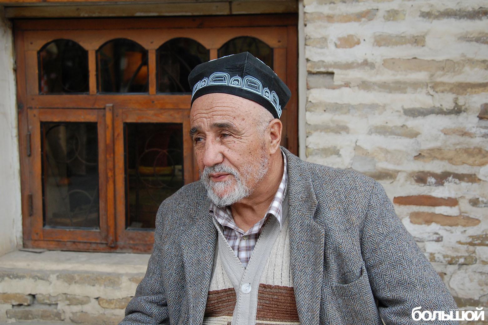 Учкудук - три колодца
