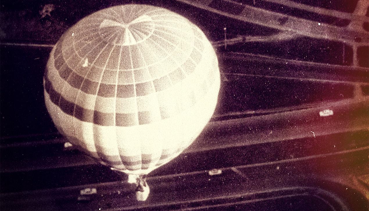 Сезон воздушных шаров