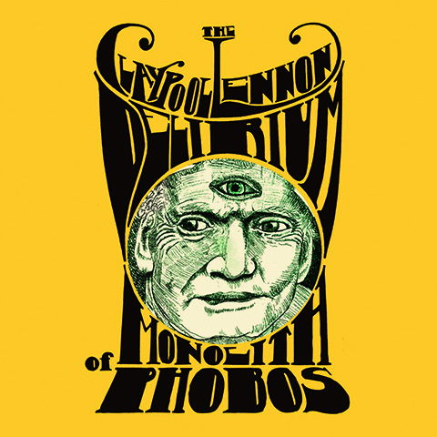 The Claypool Lennon «Delirium monolith of Phobos»
