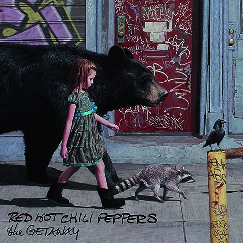 Red Hot Chili Peppers «Getaway»