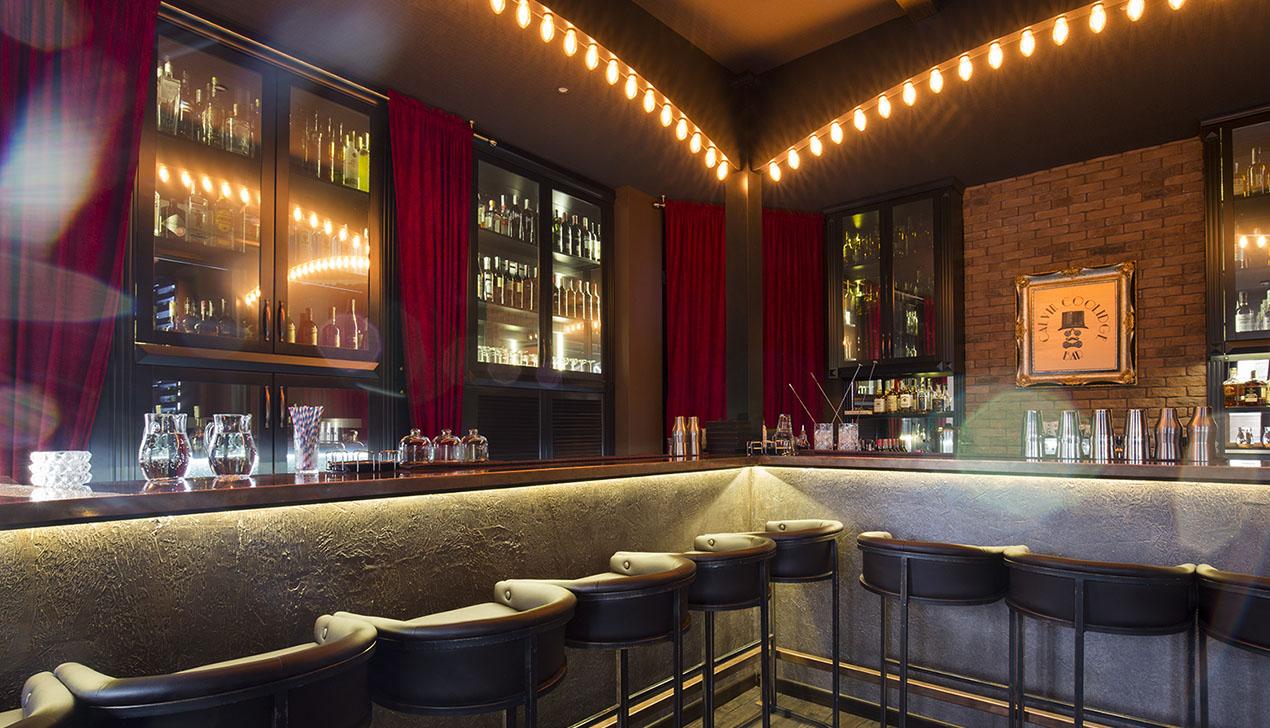 Calvin Coolidge: как открыть новый бар на Зыбицкой