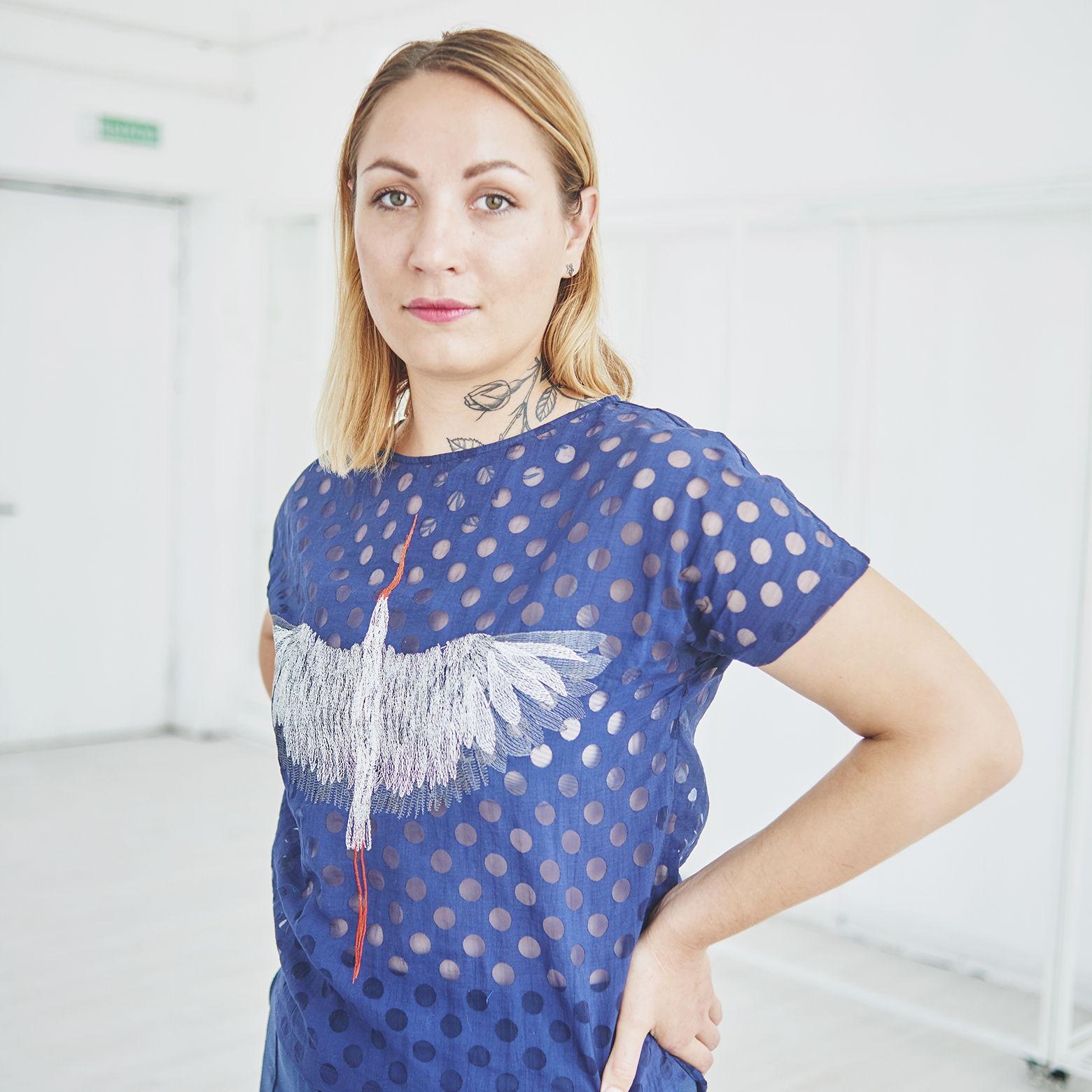 Дизайнер Ольга Кардаш