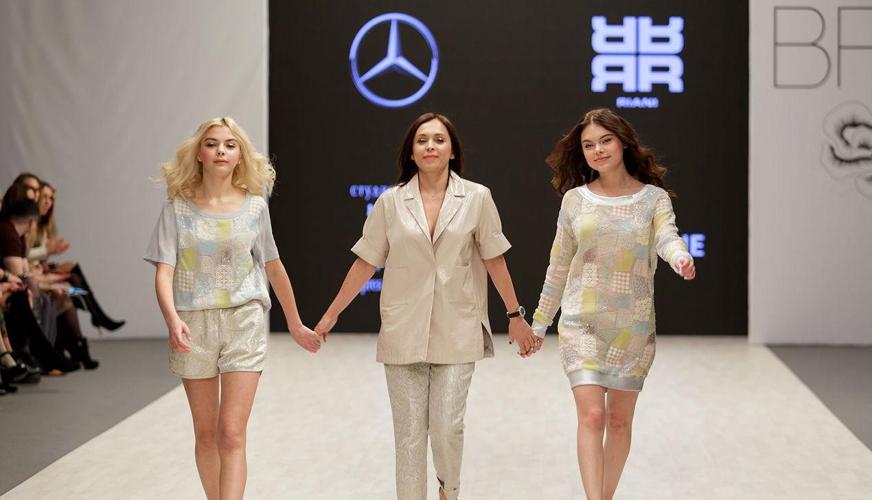 Дочки-матери: как на Belarus Fashion Week прошел показ Riani