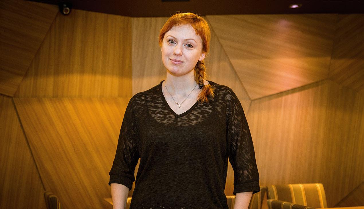 Певица и актриса Анна Хитрик: «Все самое дорогое и гадкое, что есть во мне, собрано в песнях»
