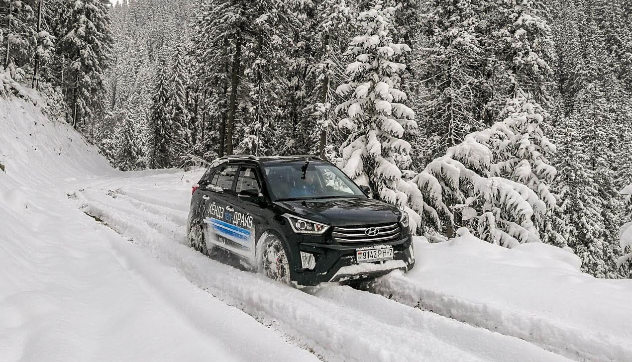 «Дорога на Драгобрат». Часть третья: как мы два раза пытались сломать Hyundai Creta