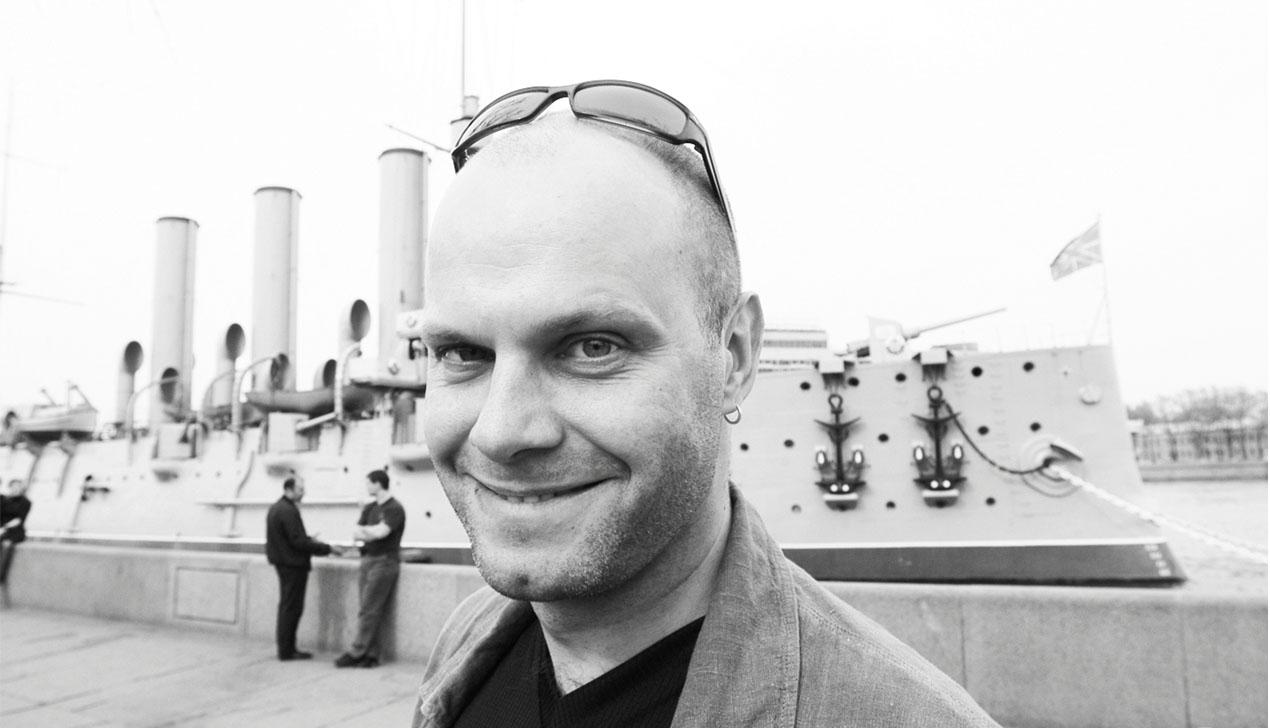 Музыкант Алексей Кортнев: «Когда моя страна вступает в гонку, я волнуюсь»