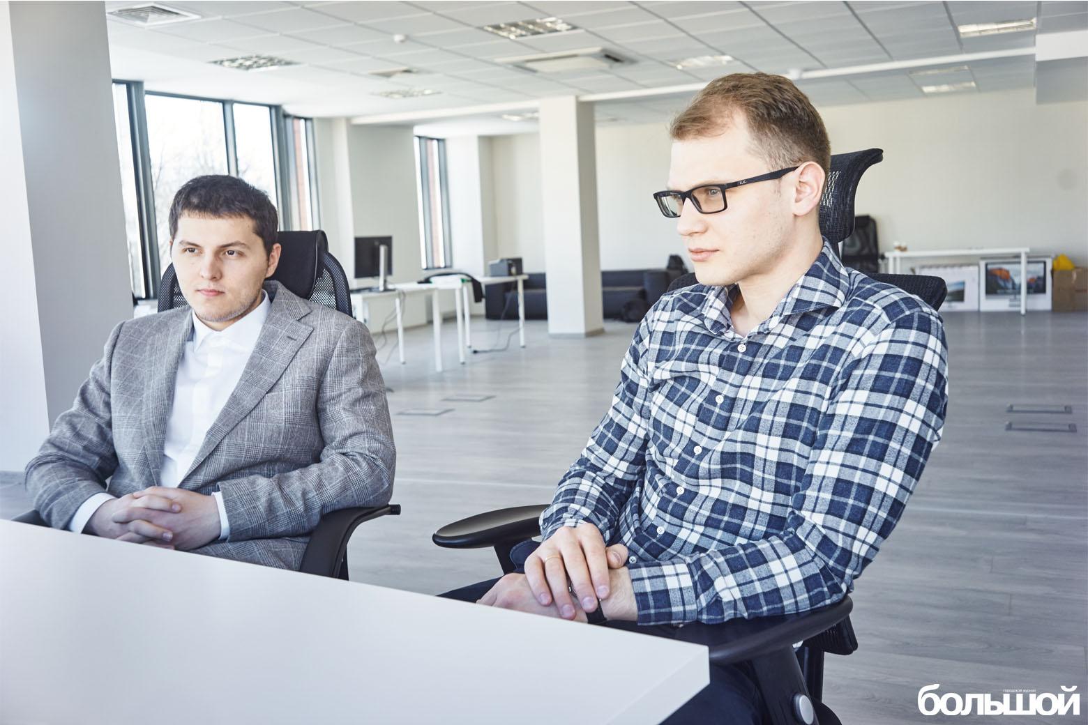 MSQRD Евгений Невгень и Сергей Гончар