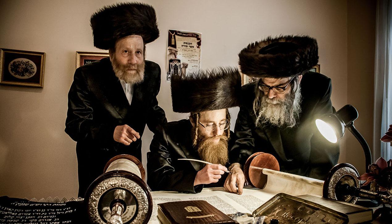 Еврейская мудрость: «Лучше еврей без бороды, чем борода без еврея»