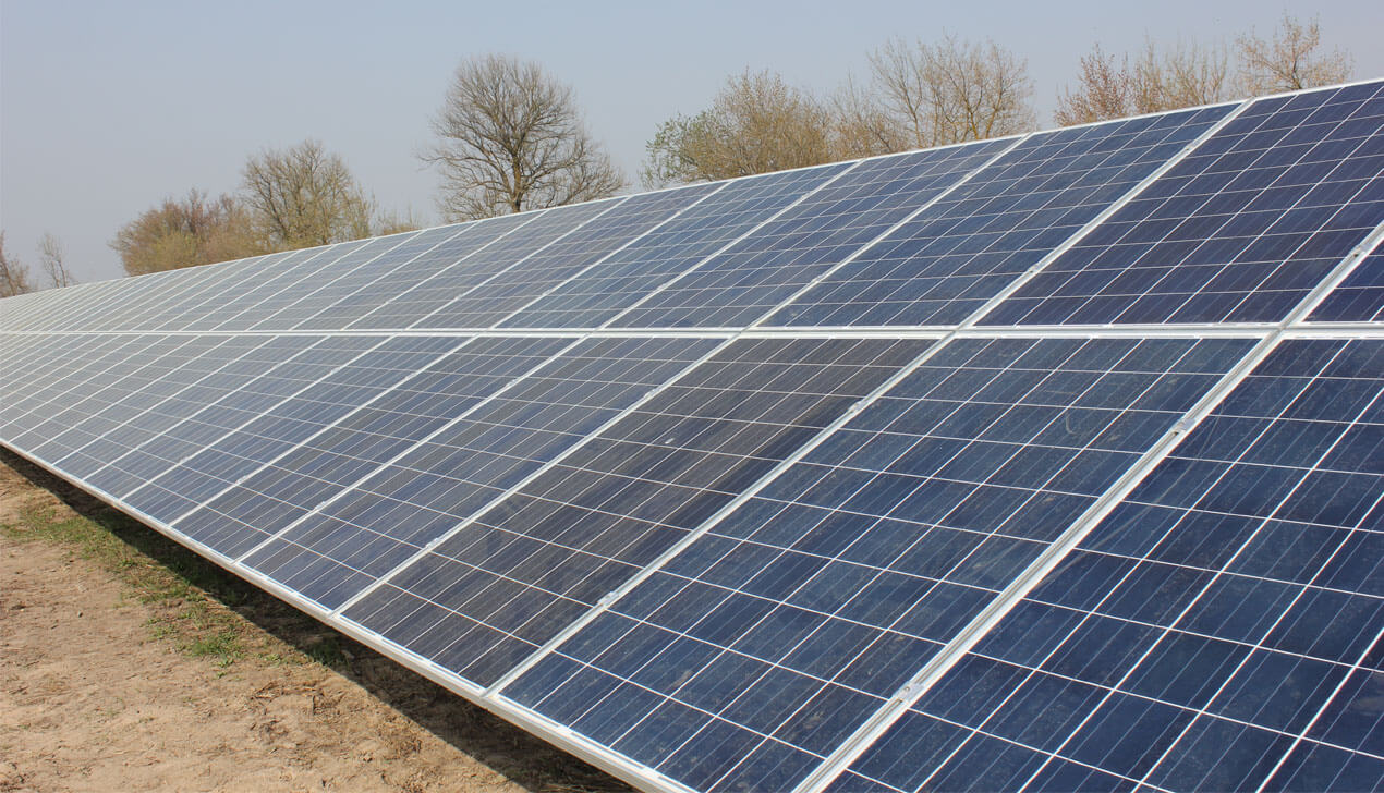 Солнышко жгучее. Velcom строит крупнейшую в Беларуси солнечную электростанцию