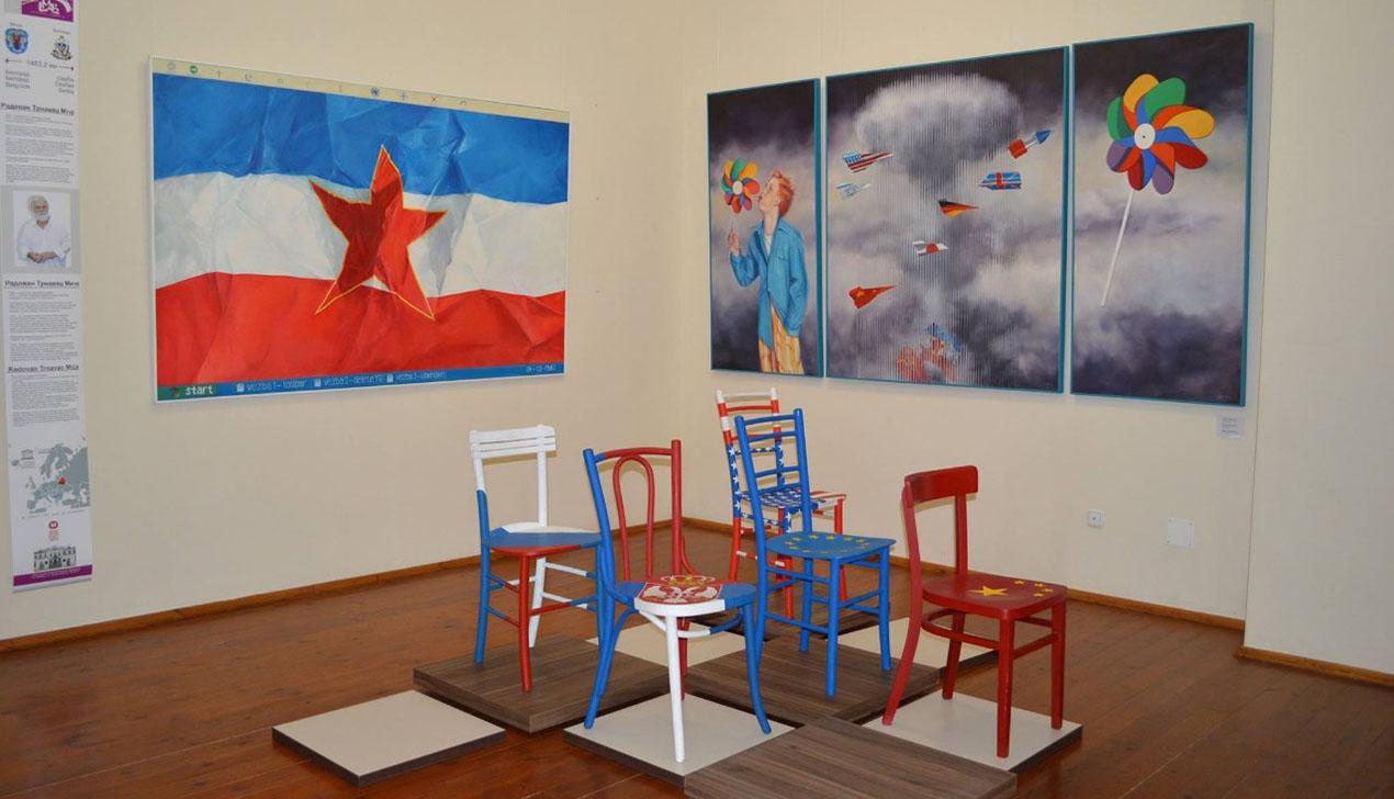 Три причины увидеть выставку «От Лиссабона через Минск до Владивостока»