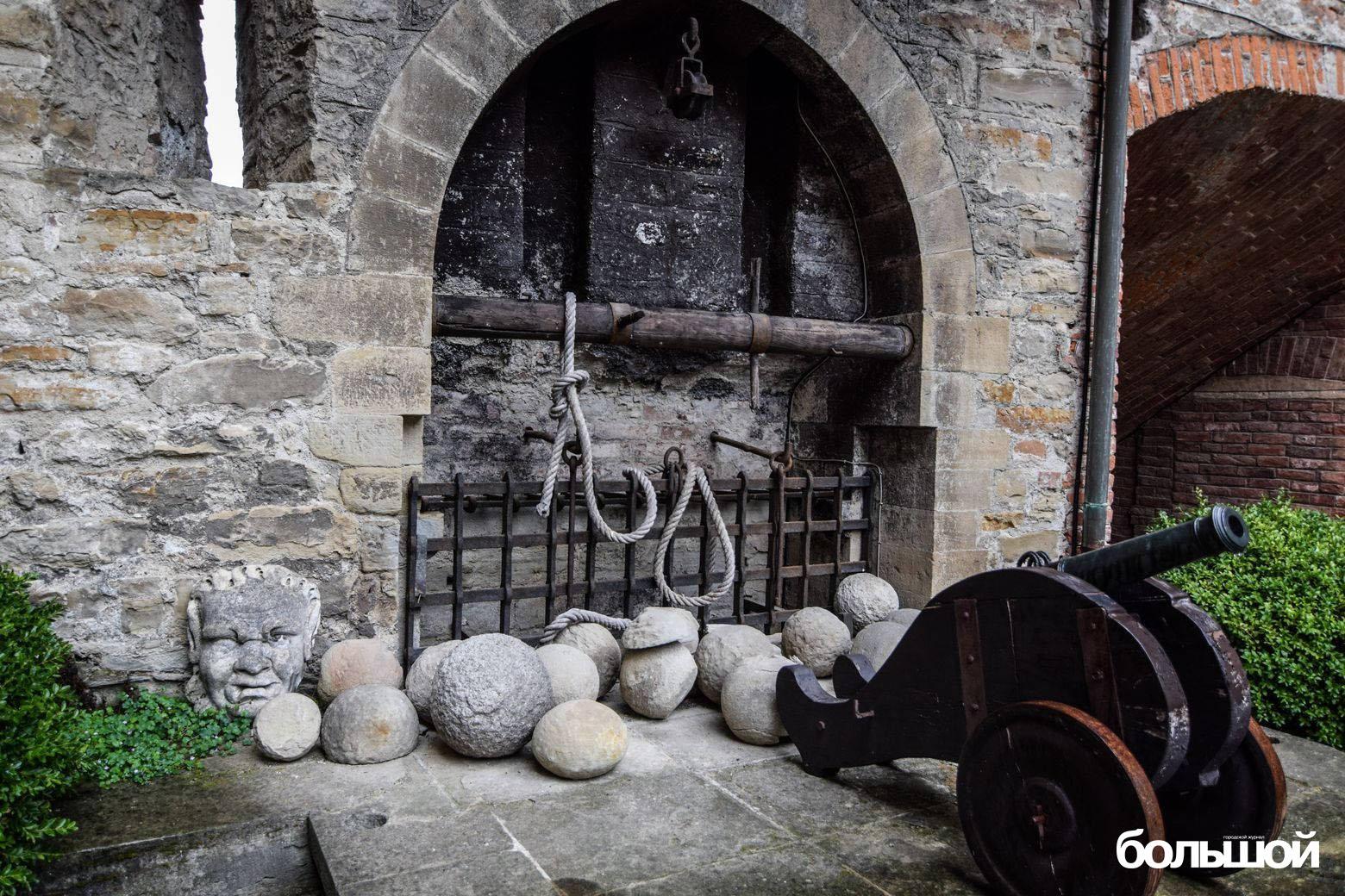 Как жить в средневековом замке