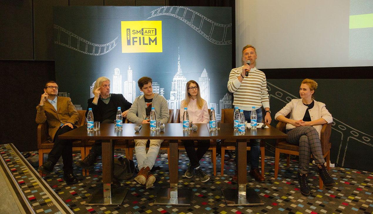 Белорус выиграл Гран-при международного фестиваля мобильного кино velcom Smartfilm