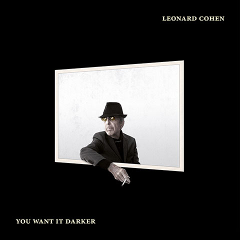 Leonard Cohen Make It Darker