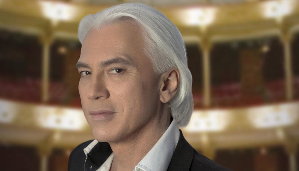 Дмитрий Хворостовский выступит в Минске с сольным концертом