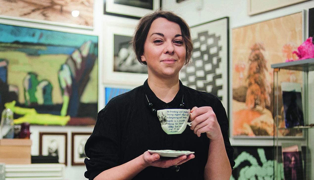 Анна Чистосердова: «Когда мне будет сорок, я хочу с радостью смотреть на то, что происходит в Беларуси»