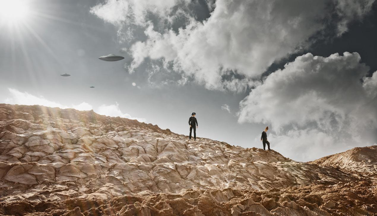 Mars. Done. Фотопроект «Большого» и Kanaplev+Leydik
