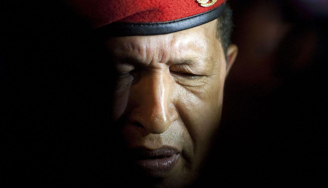 Adios, Comandante Chávez!