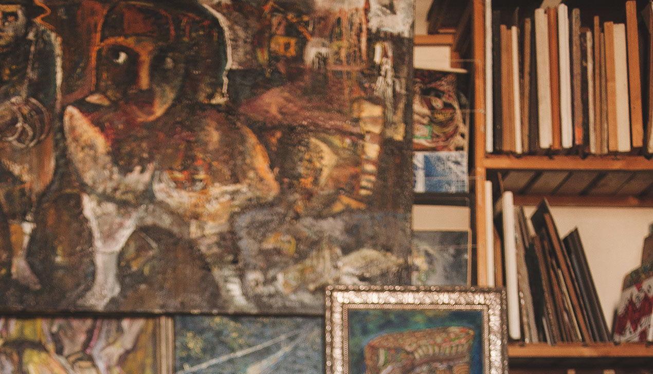 Кто коллекционирует искусство в Беларуси?