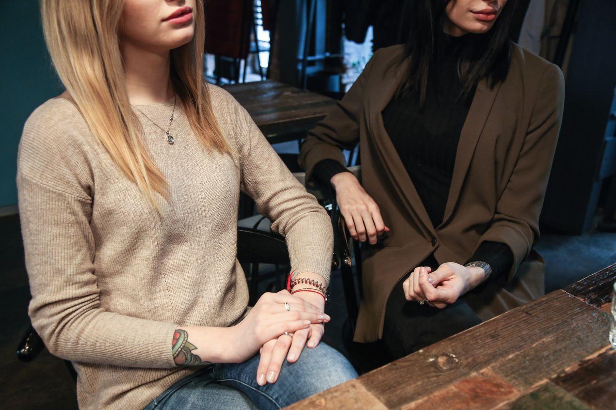 Трансгендеры Диана и Женя: «Почему женщина обязательно должна быть с вагиной?»