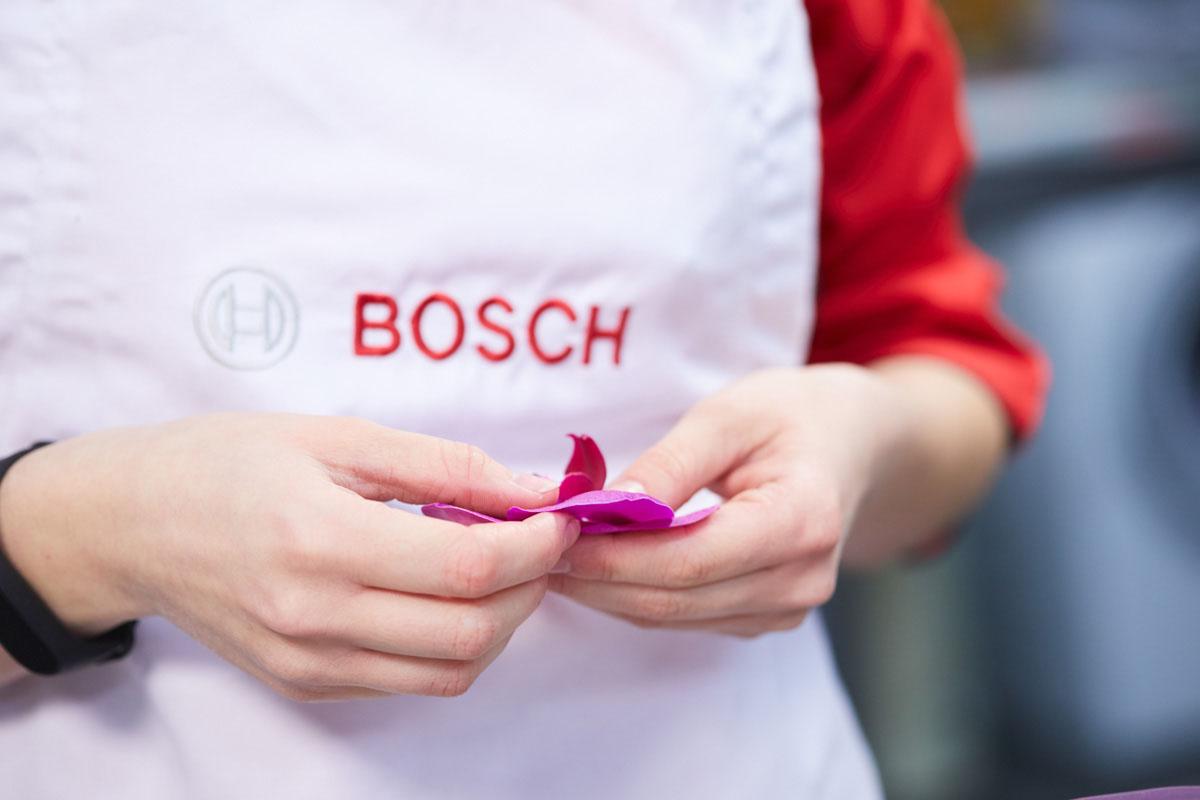 Генеральный партнер фестиваля «Гурмэ дома» - бытовая техника Bosch