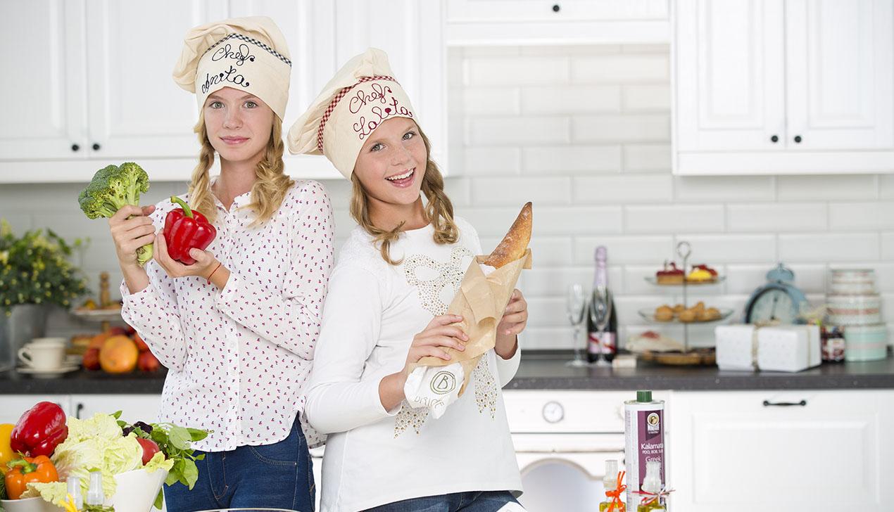 Le Gourmet: учимся готовить по-домашнему