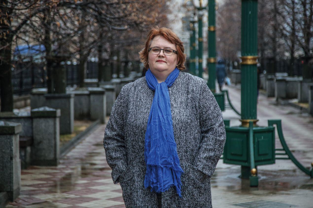 Ирина Альховка. Гендерные перспективы