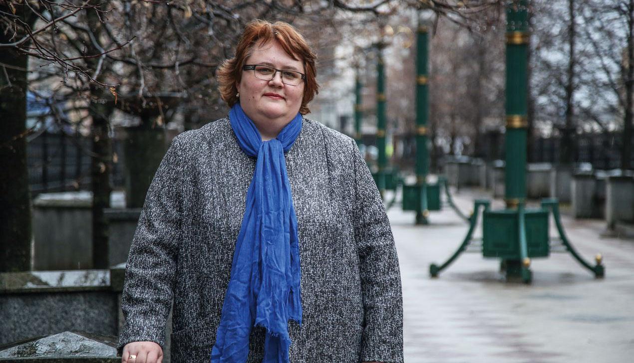 Феминистка Ирина Альховка: «Я не верю в материнский инстинкт»